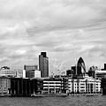 London by Osvaldo Hamer