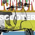 London Scooter Rally by Edward Fielding