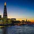 London South Bank 3 by Marcin Rogozinski
