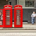 London Street Life #1 by KG Thienemann