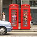 London Street Life #4 by KG Thienemann