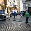London Street by Madeline Ellis
