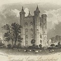 London Tattershall Castle, Lincolnshire. Published 1 Dec 1849 by Lincolnshire