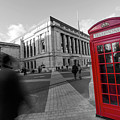 London Telephone 2 B by Alex Art and Photo