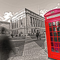 London Telephone 2 C by Alex Art and Photo