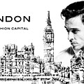 London The Fashion Capital by ISAW Gallery