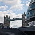 London Tower Bridge by Dawn OConnor