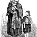 London, Vagrants, 1861 by Granger
