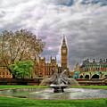 London's Big Ben  by Nina Ficur Feenan