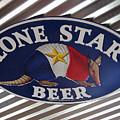 Lone Star Beer by Elizabeth Rose