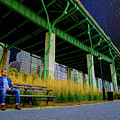 Loneliness In The City by Phil Brown