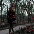 Lonely Autumn by Vladi Konovalov