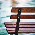 Lonely Bench by Harrison Hanville