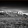 Lonely Homestead by Richard Cronberg