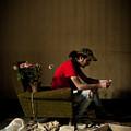 Lonely Luster by Luigi Montebello