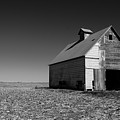 Lonely Old Barn by John McArthur