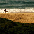 Lonely Surfer by Andre Panatto