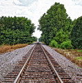 Lonely Track by Linda James