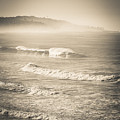 Lonely Winter Waves by T Brian Jones