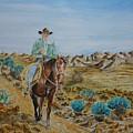 Lonesome Trail by Gary Thomas