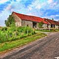 Long Barns Near Avincey - P4a16016 by Dean Wittle