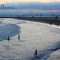 Long Beach Ca by Anatole Kortscheff