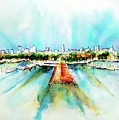 Long Beach Rising by Debbie Lewis