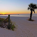 Long Beach Sunrise - Mississippi - Beach by Jason Politte