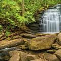 Long Creek Falls by Sandra Burm