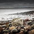 Long Exposure At Lawrencetown Beach, Nova Scotia by Mike Organ
