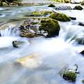 Long Exposure River Shkumbin  by Fatos Islami