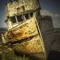 Long Forgotten Boat by Garry Gay