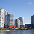 Long Island City Towers by Jannis Werner