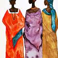Long Ladies by Renee Chastant