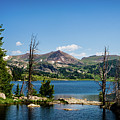 Long Lake Wyoming No. 2 by TL Mair