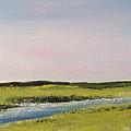 Long Marsh by Mimi Schlichter