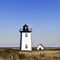 Long Point Lighthouse by John Greim