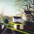 Long Shadows by Tony Scarmato