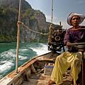 Long-tail Boatman, Phi-phi Don Island by Aivar Mikko
