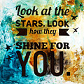 Look At The Stars by Ivan Guaderrama