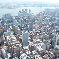 Looking Down At New York 2015  by Vaughn Berkeley