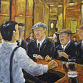 Looking In The Pub by Richard T Pranke