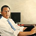 Looking Presidential by Patrick Hunt