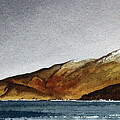 Looking Towards Arran From Skipness by Paul Dene Marlor