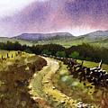 Looking Towards Pole Moor by Paul Dene Marlor