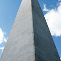 Looking Up At Bunker Hill by Michelle Himes