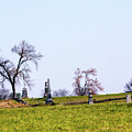 Looking Up The Union Line by William Rogers