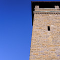Lookout Tower On A Civil War Battlefield In Antietam Creek Maryl by Travel Back And Forth