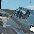 Lope's Hope 3rd P-51 by Paul Quinn