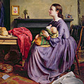 Lord - Thy Will Be Done by Philip Hermogenes Calderon